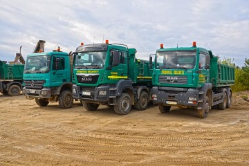 Transport ciężarowy